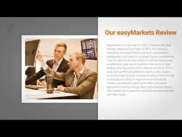 Easymarkets Review 2020